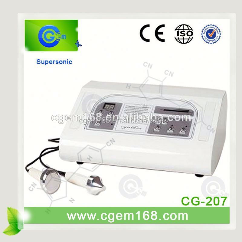 CG-207 ultrasonic massager ion infrared facial massager for facial care, eye care