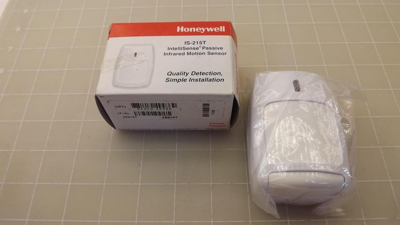 1- HONEYWELL S&C IS215T PIR MOTION SENSOR, 12m IS-215T (ACTUAL HONEYWELL. NOT KNOCK OFF)
