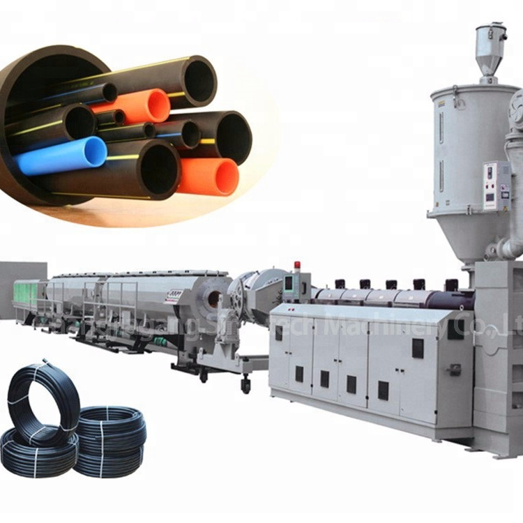 Zhangjiagang <strong>PE</strong>/PP/PPR/HDPE Plastic Pipe Extrusion Making Machine