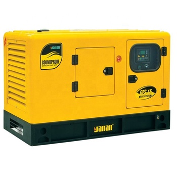 Cost effective 1500RPM Three Phase 275KVA 250KVA generator diesel with oil cooler