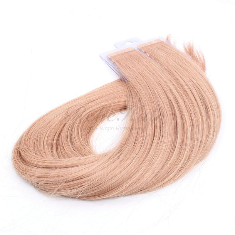 Top Quality tape in hair extensions nyc by jessica with high quality