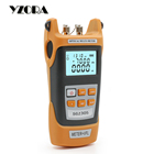High quality LED screen hand hold fiber optic fast meter +VFL