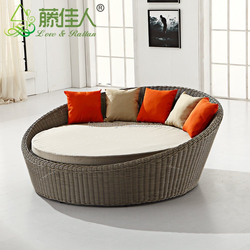 Factory Outlet Outdoor Rattan Resin Wicker Patio Garden Furniture
