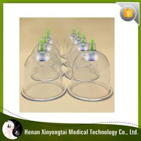 Sports Fitness Products Vacuum Cupping set with CE FDA ISO Service