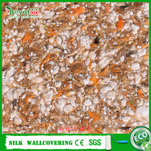 natural fibre wallcoating plant decorative wall covering liquid wall coat