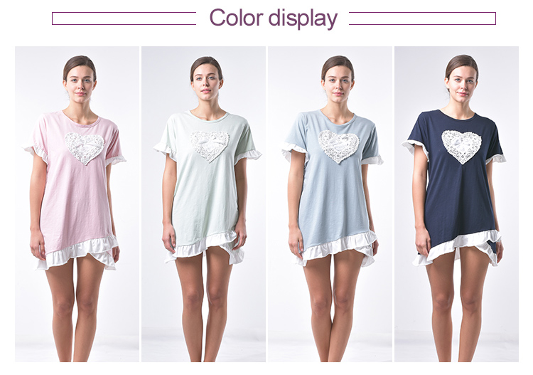 ff1e6f4c51 China Women Cotton Nighty, China Women Cotton Nighty Manufacturers and  Suppliers on Alibaba.com