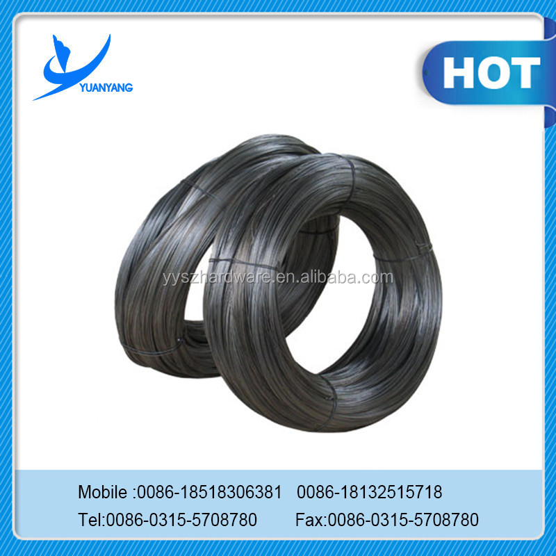 Black annealed iron wire for binding/tie wire/wire price