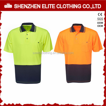 Custom Made Wholesale Cheap Work Clothing Polo Shirts