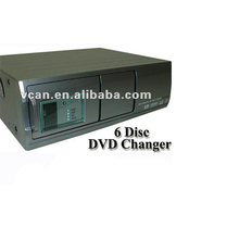 <span class=keywords><strong>mobil</strong></span> digital 6 disc <span class=keywords><strong>cd</strong></span> / dvd / video changer player ip bus CAD-3600-8