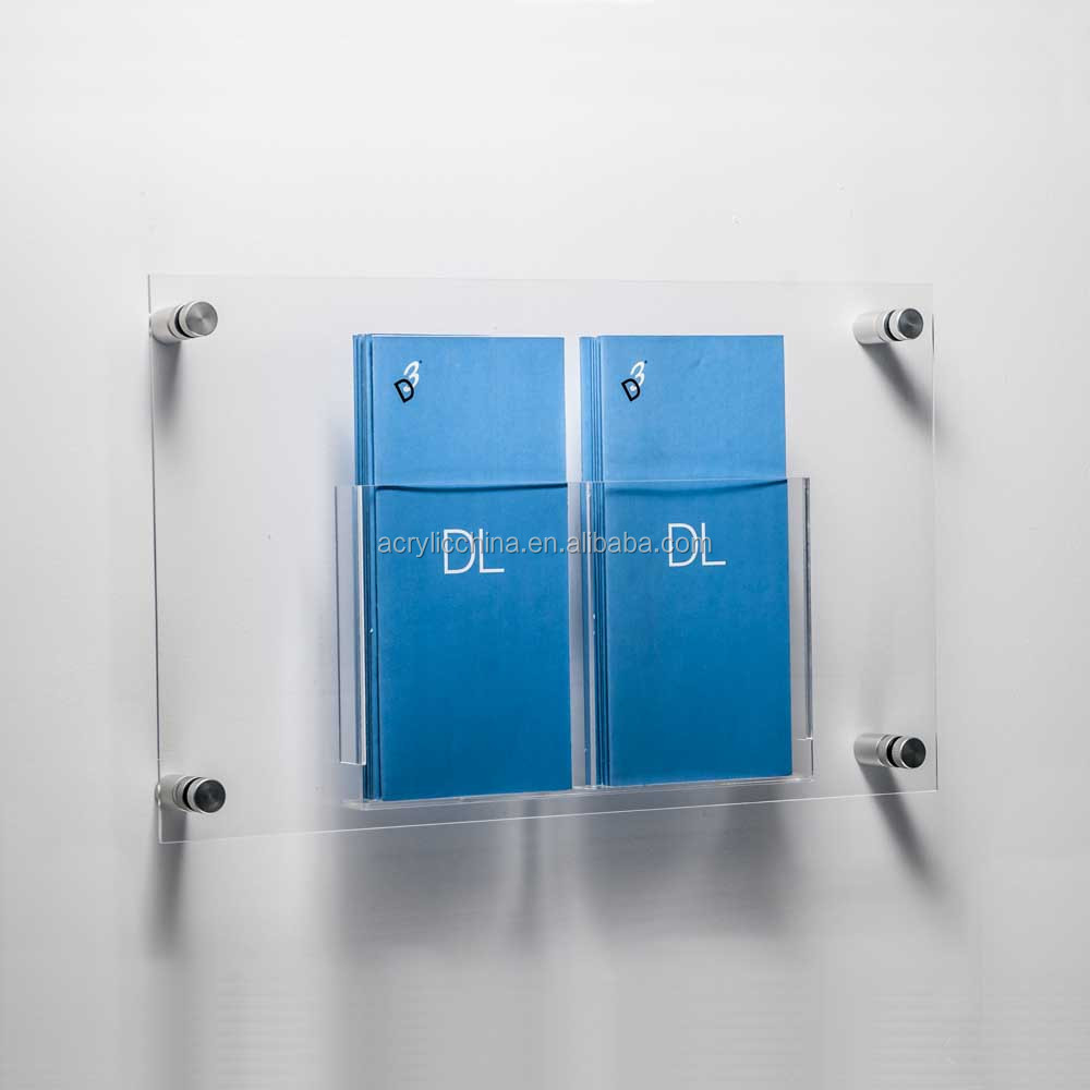 A5 Acrylic Brochure Holder, A5 Acrylic Brochure Holder Suppliers ...