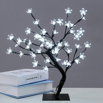 High Quality 48 LED Cherry Blossom Tree Festival Light