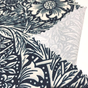 High Quality 100% polyester CDC Crepe De Chine Woven Print fabric