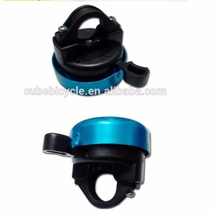 Customized sound bike horm / bicycle bell with customized letter or compass