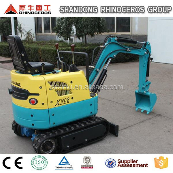 Farm Excavator,Agricultural Machine,Made In China Mini Digger ...
