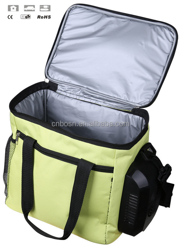 High Quality Cheap Portable Electric Cooler Bag View