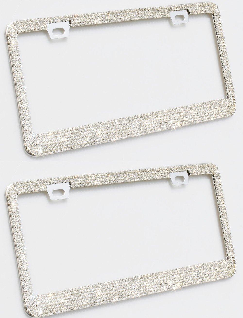 Buy TASIRO 2 PACK Pure Handmade Bling Bling Rhinestones Stainless ...
