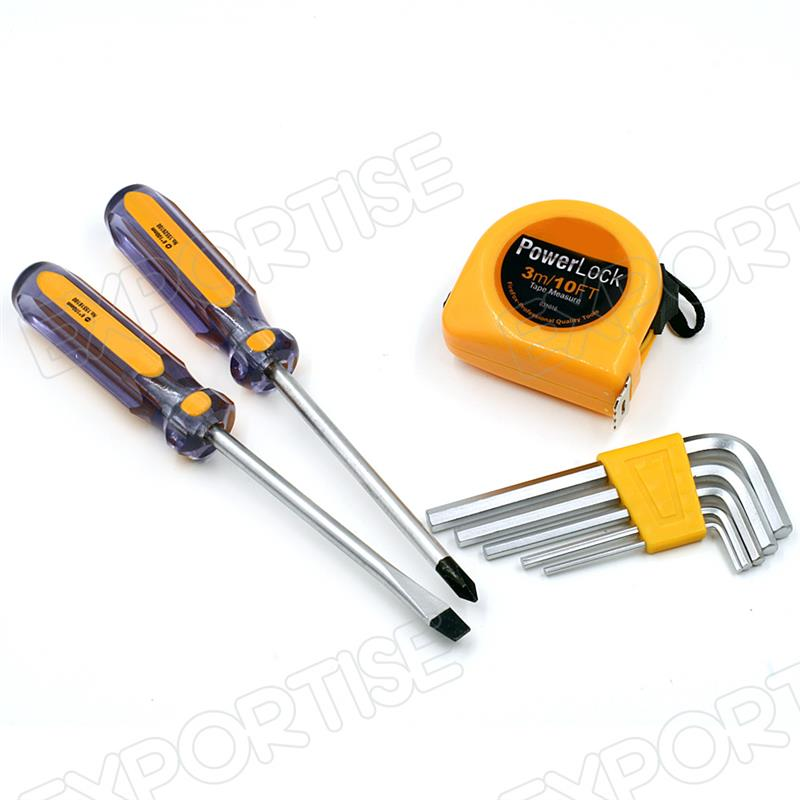 New design 4 pcs mechanical hand tool with high quality