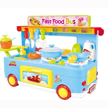 Toys Cooking Pot Set Play Food Toy
