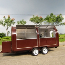 commercial coffee cart shop booth designs