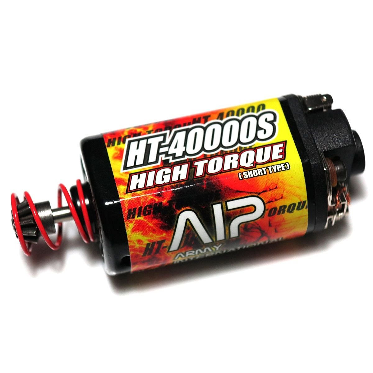 AEG Airsoft Wargame Shooting Gear AIP AIP005 High Torque AEG Motor HT-40000 (Short Type)