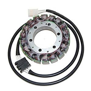 2001-2003 YAMAHA XVS650 V-Star Classic / Silverado / Custom STATOR XV650 V-STAR - HIGH POWER (97-03), Manufacturer: PROCOM, Manufacturer Part Number: ESG650-AD, Stock Photo - Actual parts may vary.