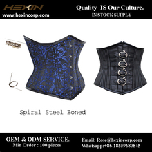 Maunfacturer In stock supply S-6XL New leather corsets for men