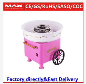 500W mini homeuse electric candy floss machine