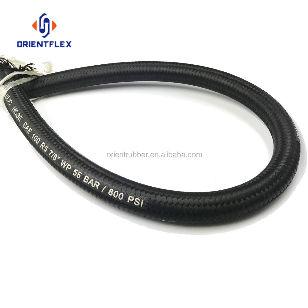 Good price large diameter heat resistant stainless steel wire braiding flexible hose for sale
