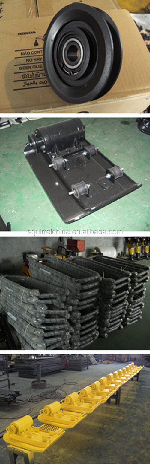 Centrifugal Clutch for Plate Compactor parts, View Centrifugal Clutch Plate  Compactor Parts, Squirrel Product Details from Wuhan Squirrel Construction