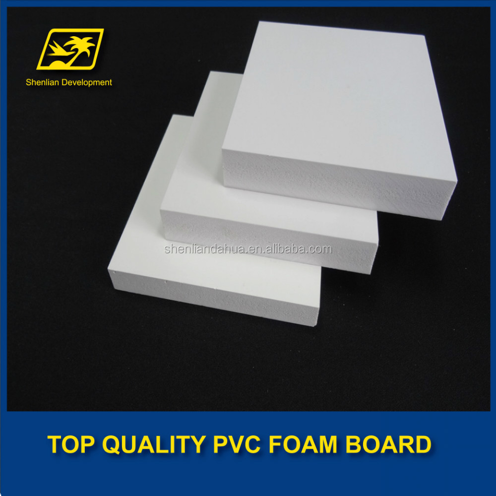 16mm NEW HOT pvc rigid foam board/pvc laminated ceiling board