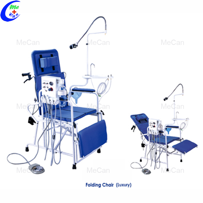 Folding chair for hospital