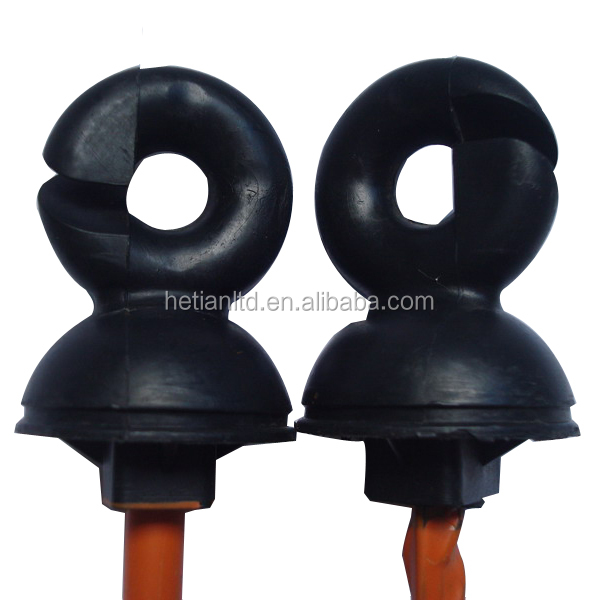 Electric Fence Posts Oval Ring Insulator
