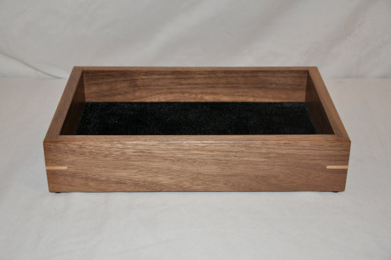 Handcrafted Wood Tray