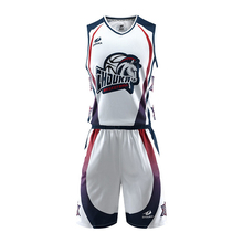 Großhandel Polyester Custom <span class=keywords><strong>Design</strong></span> Logo Nummer Name Sublimation Druck <span class=keywords><strong>Basketball</strong></span> Jersey Uniform