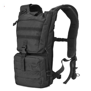 Tactical hydration pack backpack with 2.5L water bladder