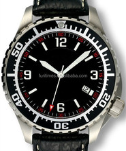 Dropshipping Custom OEM Logo 30ATM Water Resistant Automatic Watches For Mens