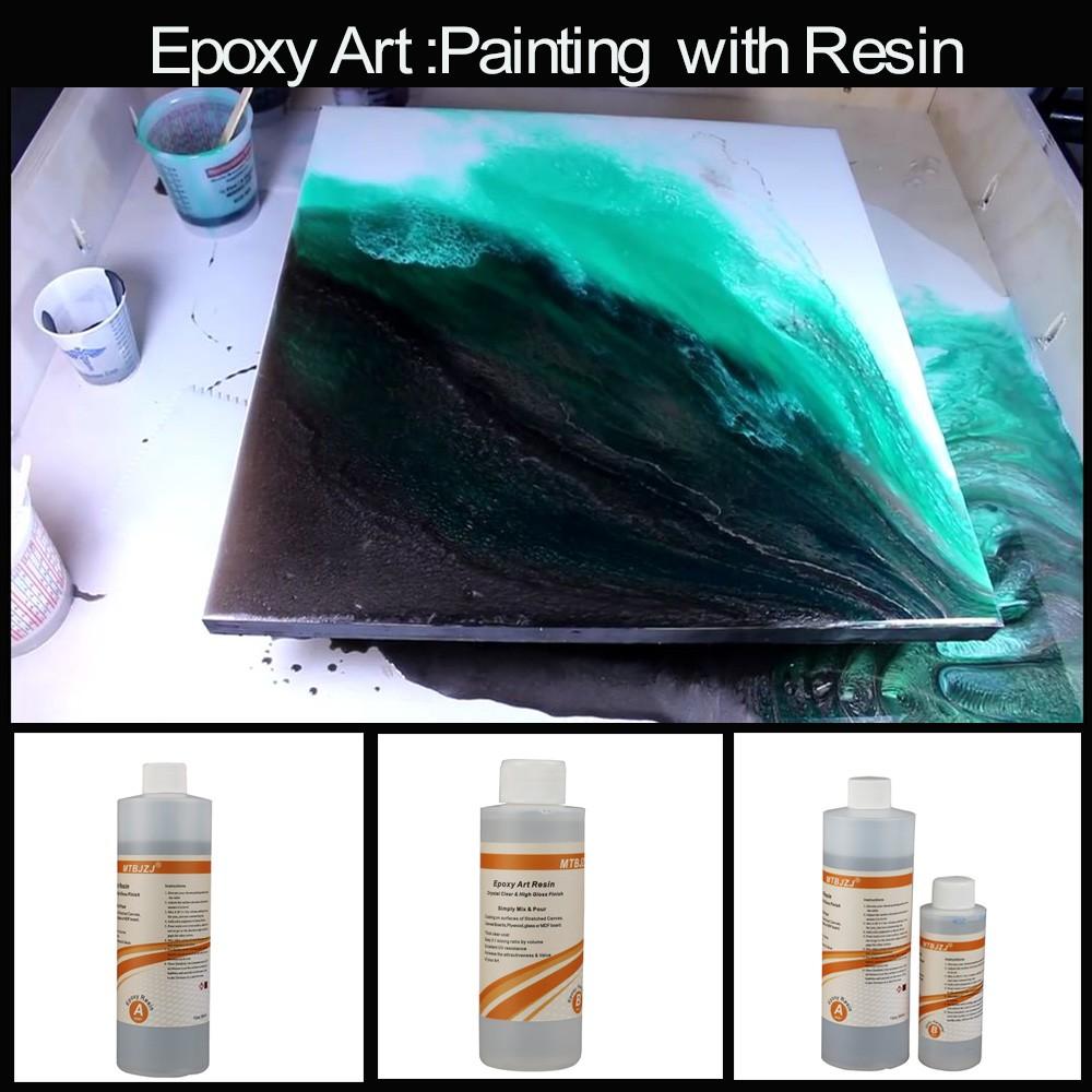 Epoxy Art Resin, View Art Resin Epoxy, MTBJZJ Product Details from Shenzhen  Meitaibang Chemical Co , Ltd  on Alibaba com
