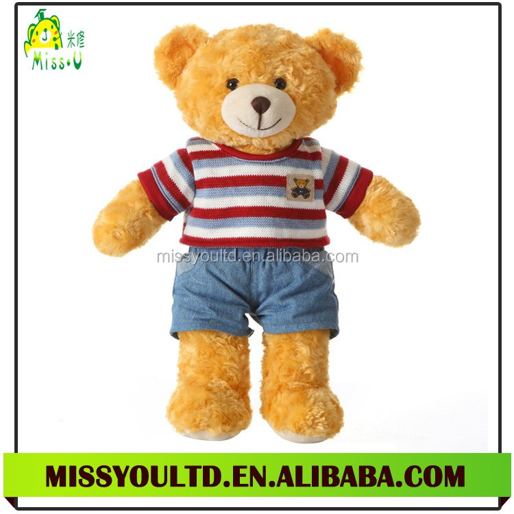 Wholesale Unstuffed Teddy Bear Skin