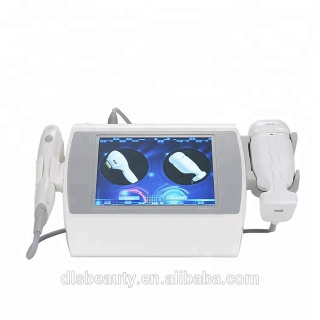 2018 portable Ultrasound system weight loss body slimming machine and skin rejuvenation face lift machine