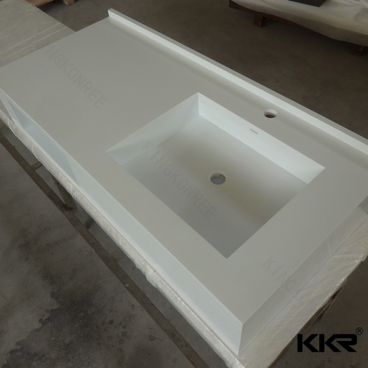 Corian Countertop Material Buy : Countertop - Buy Solid Surface Molded Sink Countertop,Sink Countertop ...