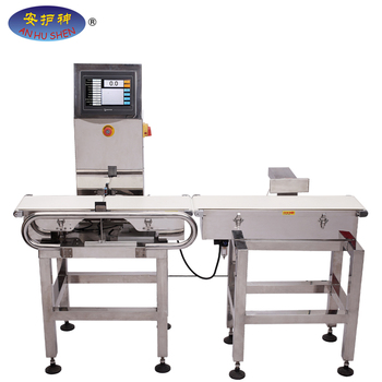 Check weigher for food/industrial products