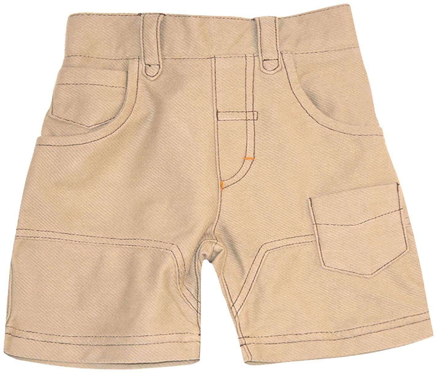 Charlie Rocket Chambrey Shorts Toddler//Kid Chambrey