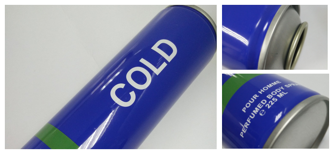 china supplier refillable aerosol spray can flocking tinplate can with cmyk printing buy spray