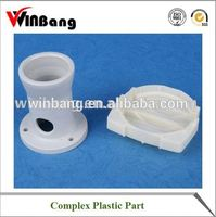 Thick Vacuum Formed Plastic Injection Parts with Texture