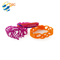 Most popular Rubber Wrist Band Bracelet Magic Wristband