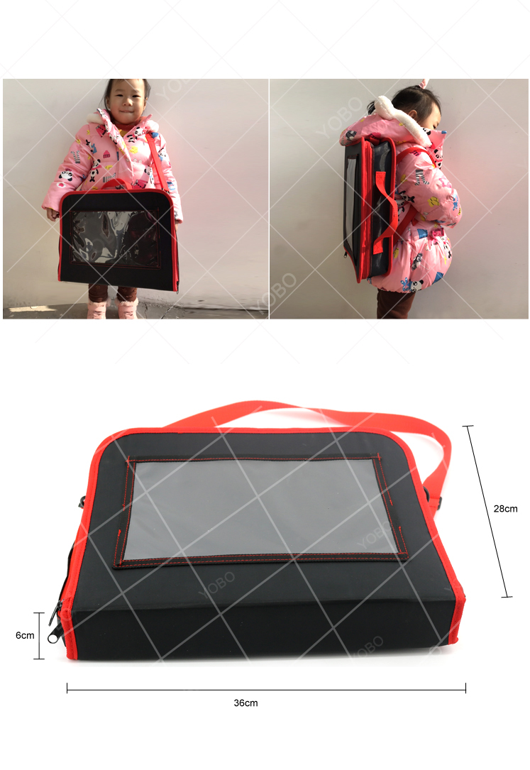 High Quality easy white board drawing surface clean car kids travel tray