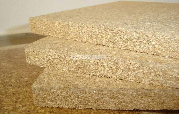 Guangzhou wanael low density fibreboards wood fiber
