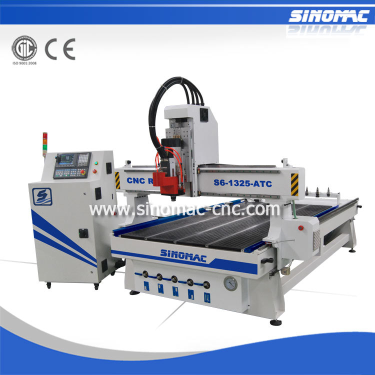 Hot sale! S6-B-1325-ATC machinery to make coffin
