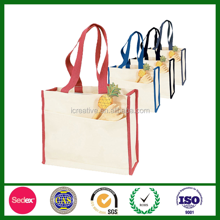 wholesale shoe cloth foldable cotton tote bag