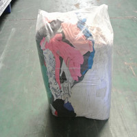 Dark Recycled Cloth Wiping Rags With Best Absorbency